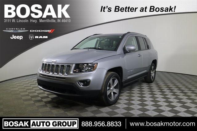 new 2017 jeep compass high altitude sport utility in merrillville m17592 bosak motors cdjr. Black Bedroom Furniture Sets. Home Design Ideas