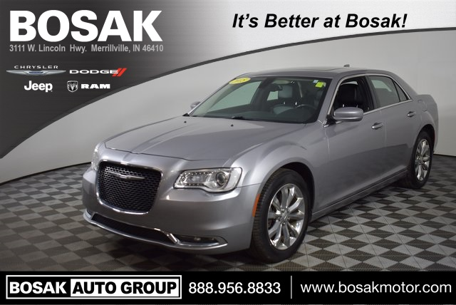 Pre Owned 2015 Chrysler 300 Limited 4d Sedan In Merrillville