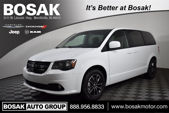 New 2019 Dodge Grand Caravan Se Passenger Van In Merrillville