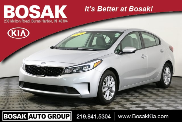 Pre Owned 2017 Kia Forte Lx 4d Sedan In Merrillville Z1976 Bosak