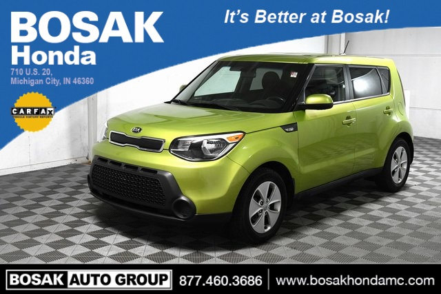 Pre owned 2014 kia soul base 4d hatchback in merrillville c3506p pre owned 2014 kia soul base sciox Choice Image